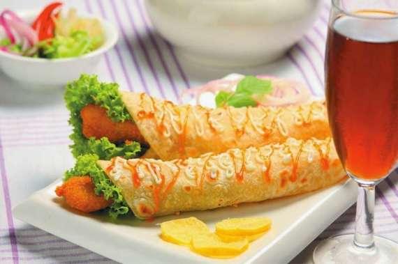 Tasty Roll Recipe In Urdu