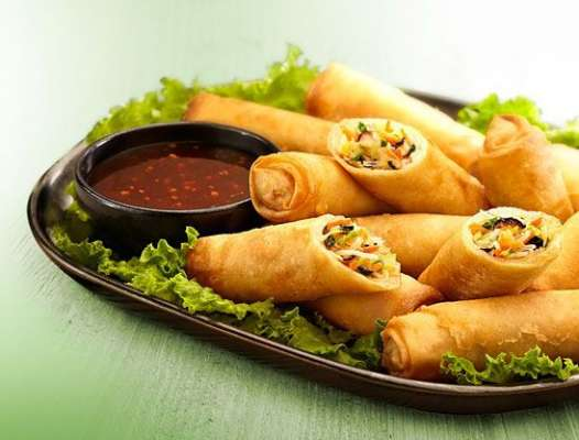 Easy Spring Roll Recipe In Urdu