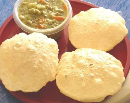 Poori Recipe In Urdu