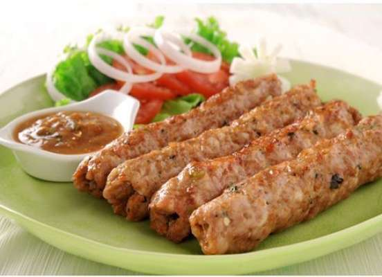 Chicken Seekh Kabab Recipe In Urdu