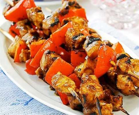 Chicken Kebab Recipe In Urdu