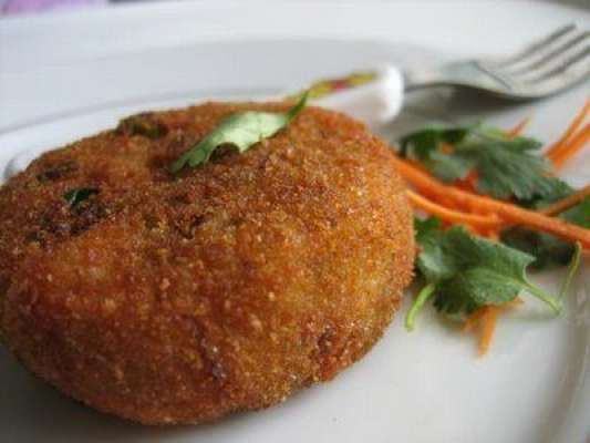 Keema Aur Aloo Cutlets Recipe In Urdu