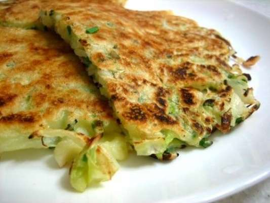 Sabzi Pancake Recipe In Urdu