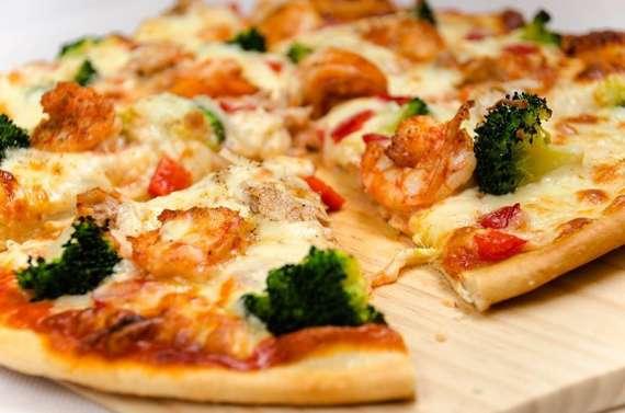 Seafood Pizza Recipe In Urdu