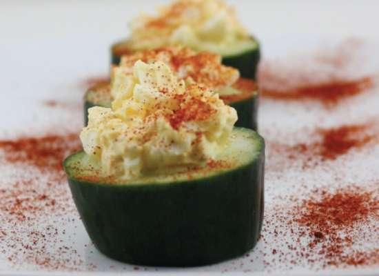 Beach Cucumber Delight Recipe In Urdu