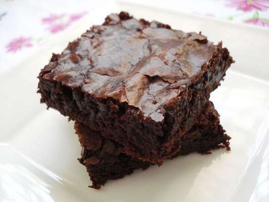 Brownie Eggless Recipe In Urdu