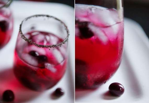Grape Punch Sharbat Recipe In Urdu