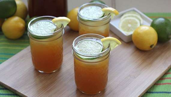 Citrus Tea Ice Recipe In Urdu