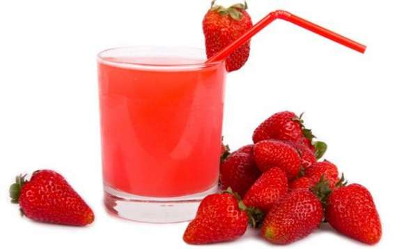 Easy Strawberry Sharbat Recipe In Urdu