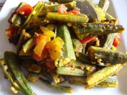 Bhindi Tori Recipe In Urdu