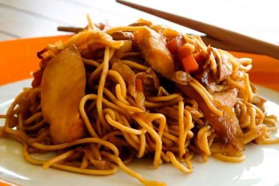 Chaomein Recipe In Urdu
