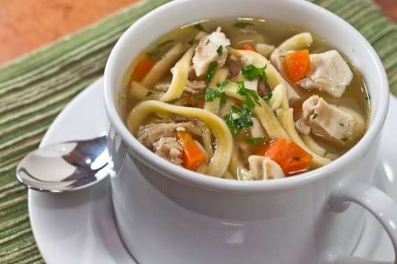 Chicken Noodles Soup Recipe In Urdu