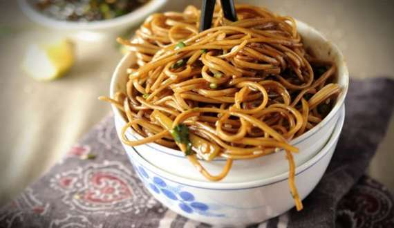 Noodles With Vegetable Recipe In Urdu
