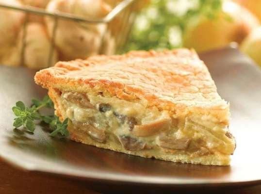 Vegetable Pie Recipe In Urdu
