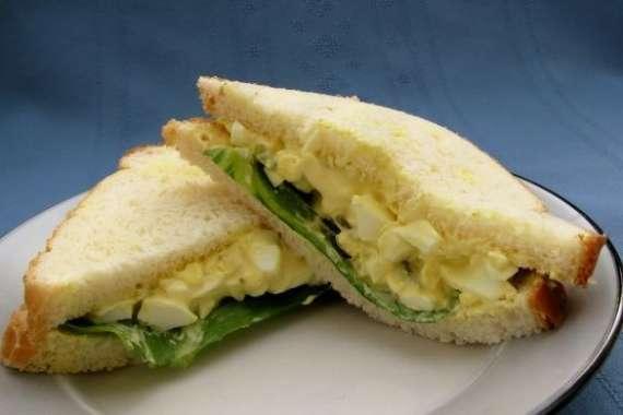Sandwich With Eggs Recipe In Urdu