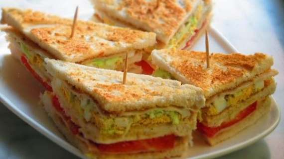 Quick Chicken Sandwich  Recipe In Urdu