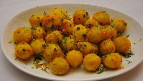 Bagharay Aloo Recipe In Urdu