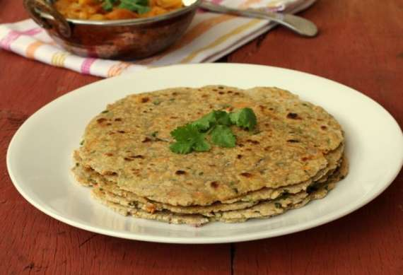 Sabzi Ki Roti Recipe In Urdu