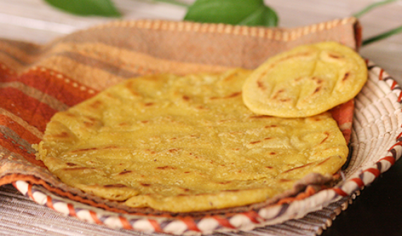 Meethi Roti Recipe In Urdu