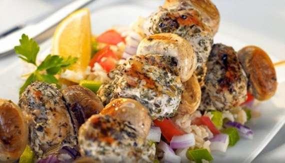 Mushrooms Kabab Recipe In Urdu