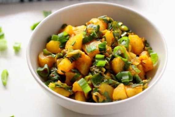 Spring Mixed Vegetable Recipe In Urdu