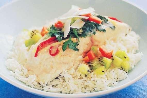 Coconut Milk Fish Recipe In Urdu