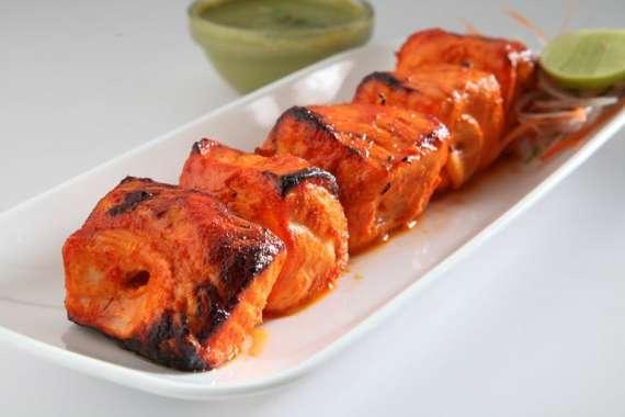 Machli Kay Tikkay Recipe In Urdu