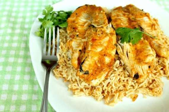 Fish Ka Pulao Recipe In Urdu