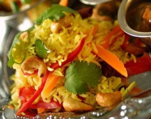 Shahi Pulao Recipe In Urdu