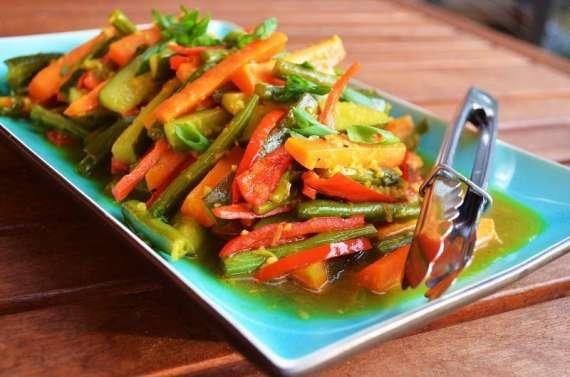 Sweet And Sour Vegetable Stew Recipe In Urdu