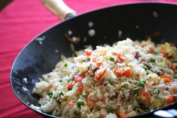 Chinese Fried Rice Recipe In Urdu
