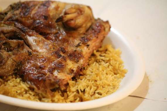 BBQ Rice Recipe In Urdu