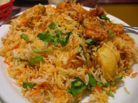 Irani Biryani Recipe In Urdu