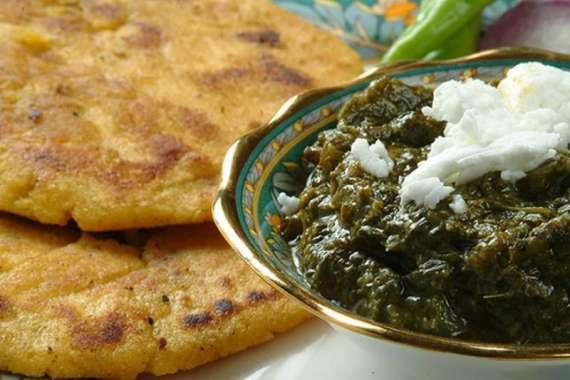 Saag Recipe In Urdu