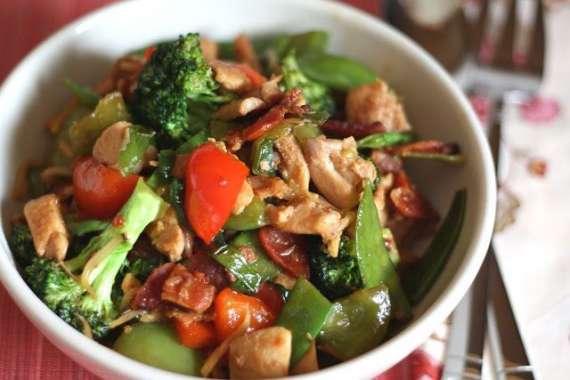 Spicy Vegetable Recipe In Urdu