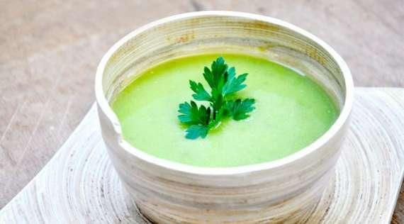 Matar Palak Soup Recipe In Urdu