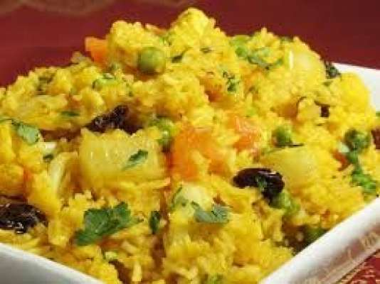 Aloo Pulao Recipe In Urdu