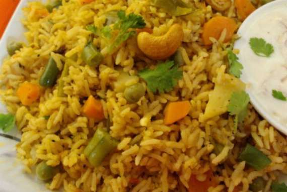 Gobhi Pulao Recipe In Urdu