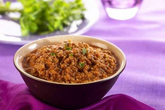 Ghia Keema Recipe In Urdu