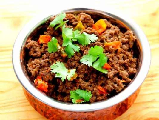 Tamatar Keema Recipe In Urdu