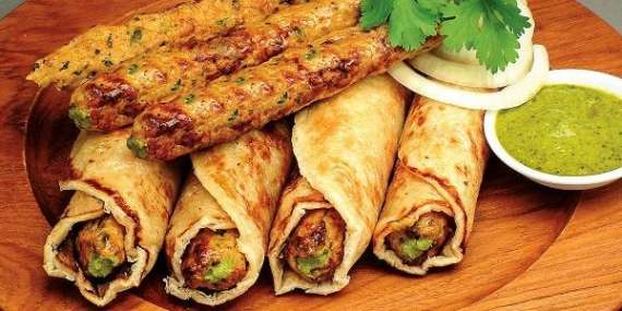 Chicken Banana Kabab Roll Recipe In Urdu