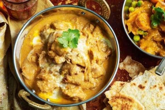 Coconut Chicken Korma Recipe In Urdu