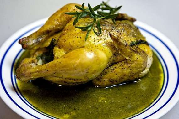 Green Chicken Masala Recipe In Urdu