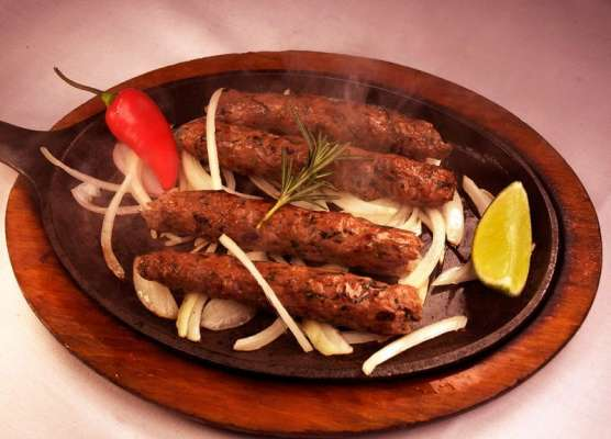 Chicken Kaju Seekh Kabab Recipe In Urdu