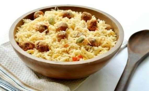 Khubani Pulao Recipe In Urdu