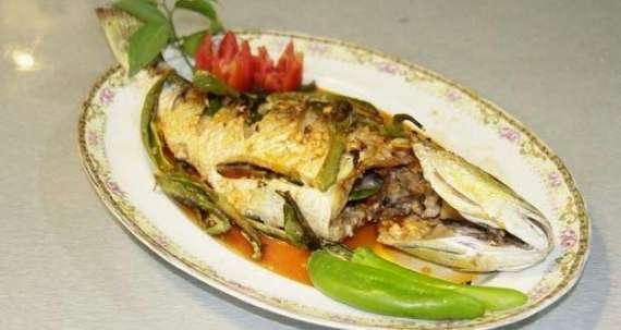 Hari Bhari Fish Recipe In Urdu