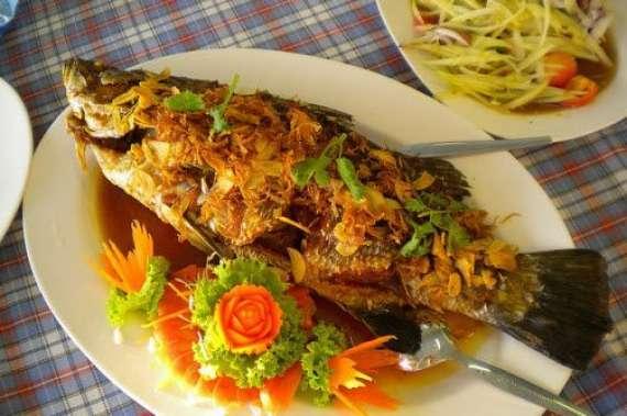 Thai Style Fish Recipe In Urdu