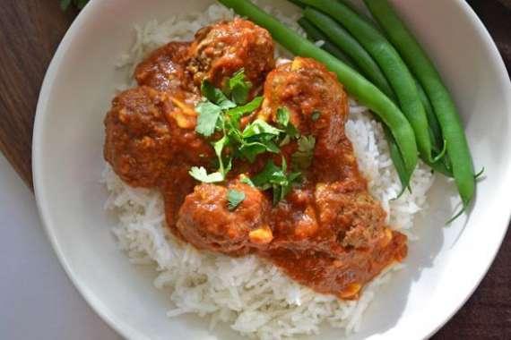 Vegetable Rice Kofta Curry Recipe In Urdu