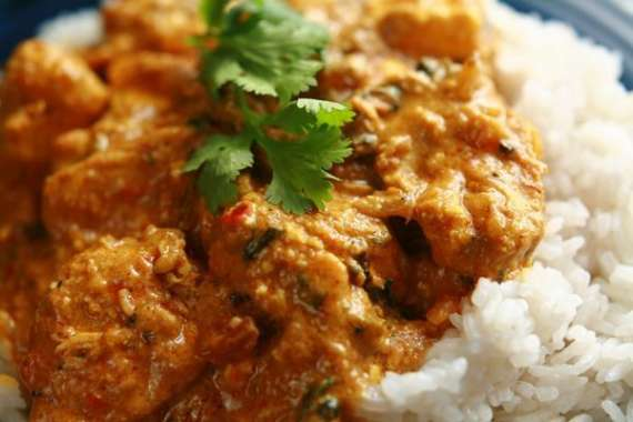 Shahi Chicken Curry With Masala Rice Recipe In Urdu