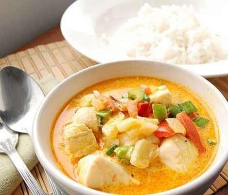 Kerali Fish In Coconut Milk Recipe In Urdu